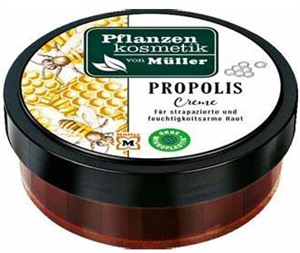Pflanzenkosmetik Von Müller Propolis Creme