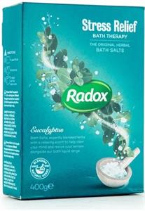 Radox Stress Relief Relaxáló Fürdősó