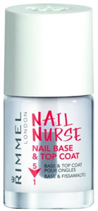 Rimmel London Nail Nurse Base & Top Coat 5 in 1