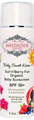 Sweetsation Therapy Sun'n'berry Fun Organic Baba Napvédőkrém SPF50+