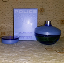 Police Blue Desire