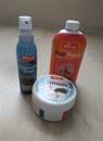 Milva Hair Repair Stimulator Sampon 500 ml +  Kinin Hajápoló Pakolás + Kinin Hajvíz Porlasztóval - csak egyben kedvezményesen eladó