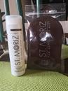 St Moriz Dark Lotion+Applikációs kesztyű