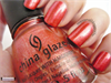China Glaze Happy Holiglaze - Elfin' Around