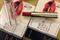 Estée Lauder Pure Color Love Rúzs 310 Bar Red, 1,2 g