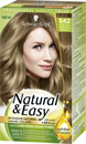 Schwarzkopf Natural & Easy Tartós Krémhajfesték 542 Ash blonde