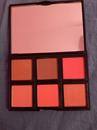 2000Ft Rude Cosmetics Undaunted Blush Palette