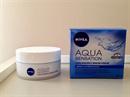 Nivea Aqua Sensation nappali arckrém