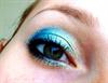 My green & blue eyes