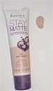 Rimmel Stay Matte Liquid Mousse Alapozó