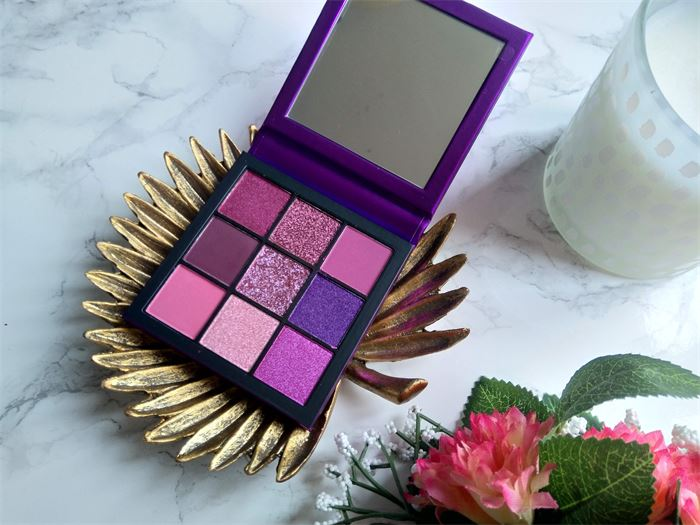 Huda Beauty Amethyst Obsessions Palette