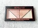 Kiárusítás-MakeUp Revolution HD Pro Strobe Revolution Highlighter Paletta