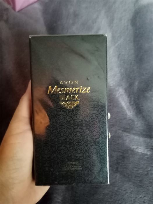 Avon Mesmerize Black for Him Kölni
