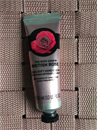 The Body Shop British Rose Kézkrém