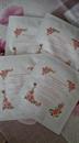 4 db-os Bulgarian Rose Water Facial Mask csomag - új, bontatlan