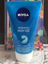 500 Ft - Nivea Aqua Effect Refreshing Wash Gel