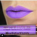 MakeUp Revolution Salvation Velvet Matt Szájfény