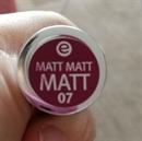 Essence Matt Matt Matt Rúzs