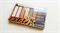 Max Factor Masterpiece Nude Paletta / Covergirl Goldens