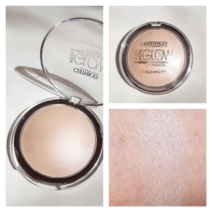 Catrice High Glow Mineral Highlighting Powder /01