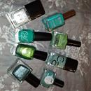 Colors by Llarowe Körömlakk+ egyéb zöldek