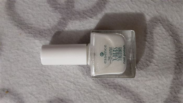 Essence The Little X-Mas Factory Nail Polish