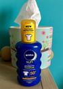 Akció! 2000 Ft ~ Nivea Sun Protect & Moisture Sun Spray 50