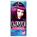 Schwarzkopf Live Color XXL HD Ultra Brights  purple punk