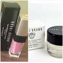 Bobbi Brown Vitamin Enriched Face Base + liquid lip Uber pink