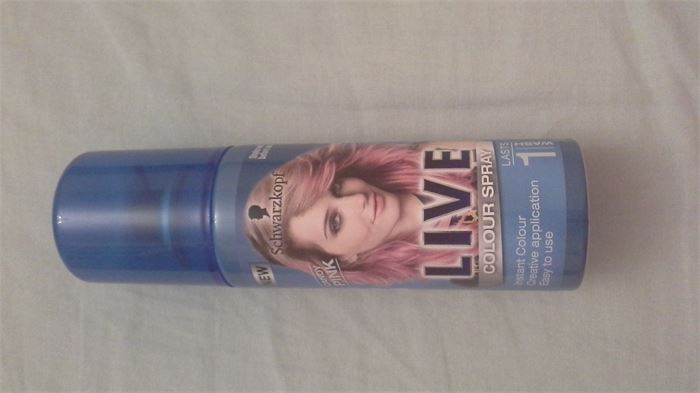 Schwarzkopf Live Colour Spray