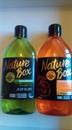 Nature Box Avokádó olajos Vega Sampon és Tusfürdő barackmagolajjal