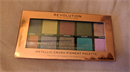 Revolution Metallic Crush Pigment Palette