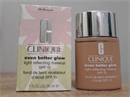 Clinique Even Better Glow Light Reflecting Makeup SPF15 (CN 28 ivory)