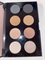 Make Up Factory International Eyes Palette