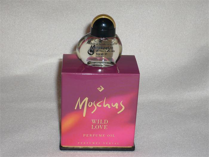 Wild oil moschus love perfume moschus magic