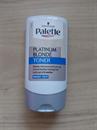 Schwarzkopf Palette Platinum Blonde Toner