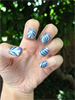 Water Marble Nails :)