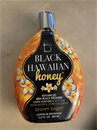 Tan Incorporated Brown Sugar Black Hawaiian Honey Queen Honeybee Bow-To-Me Honey Butter And Charcoal Crème
