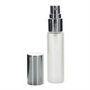 10 ml-es 10 db opál üveg parfümszóró