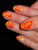 Márványos narancs :)