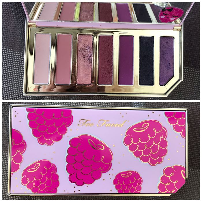 Too Faced Tutti Frutti Razzle Dazzle Eyeshadow Palette