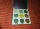 ColourPop Just My Luck Pressed Powder Shadow Palette