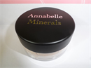 Annabelle Minerals matt hatású púder