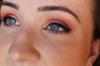 Colourpop SHE palettával készült smink