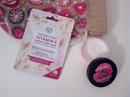 The Body Shop British Rose Testvaj, E vitaminos arcmaszk+jutazsák