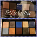 NYX Perfect Filter Shadow Palette