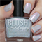 Blush Laquer Silver Lining