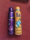 Fa Bali Kiss Dezodor Spray + Fa Mystic Deo