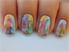 Graffiti nails