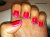 Ombre nails~